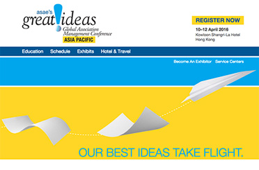 Great Ideas Asia Pacific 2016